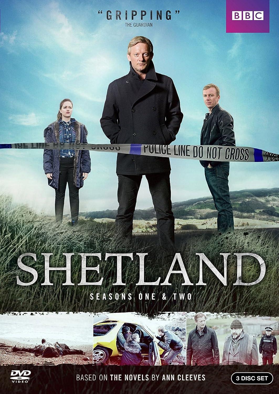 Shetland - Season 1 and 2 Douglas Henshall Steven Robertson Erin Armstrong Mark Bonnar