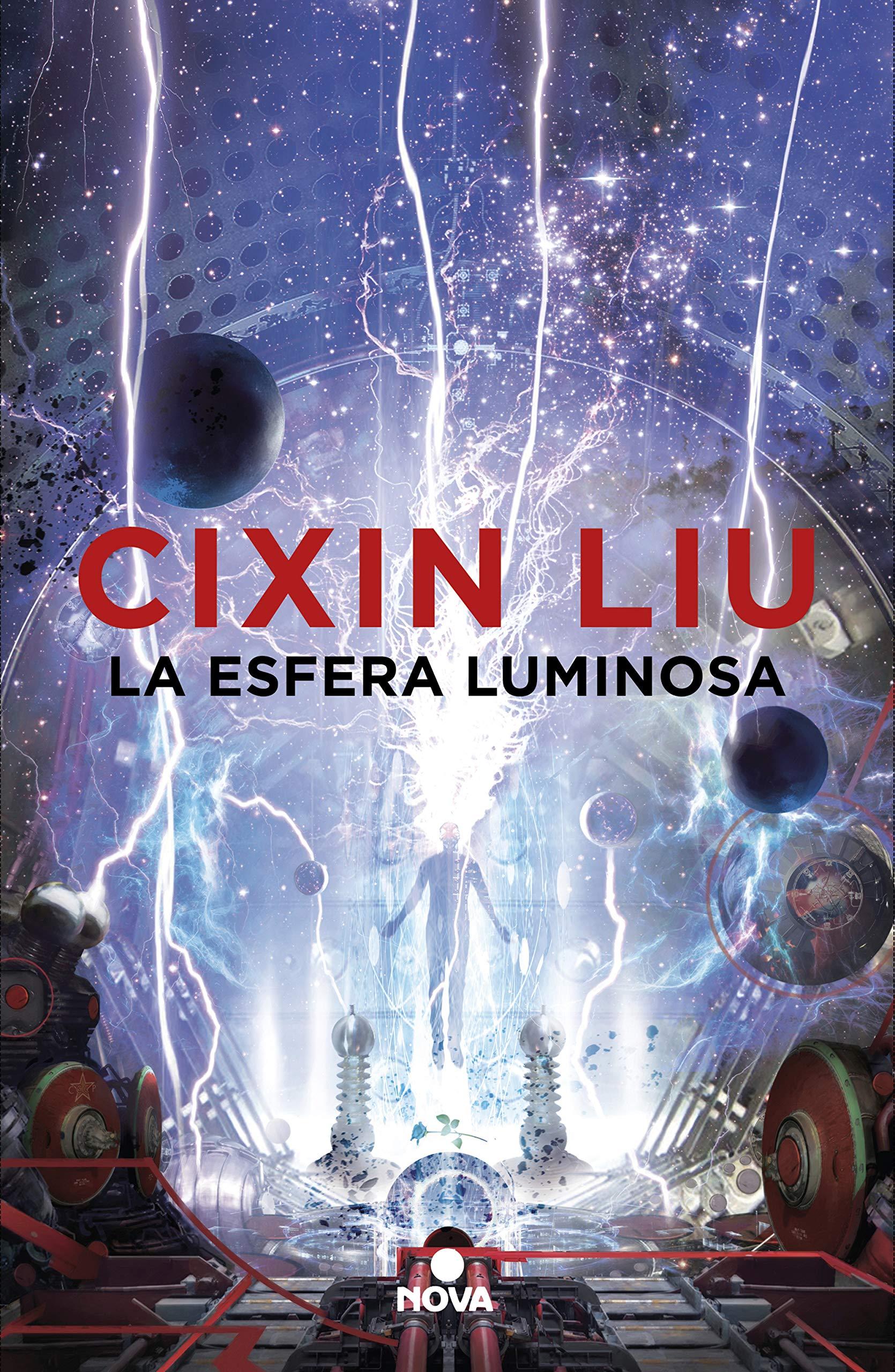 La esfera luminosa por Cixin Liu