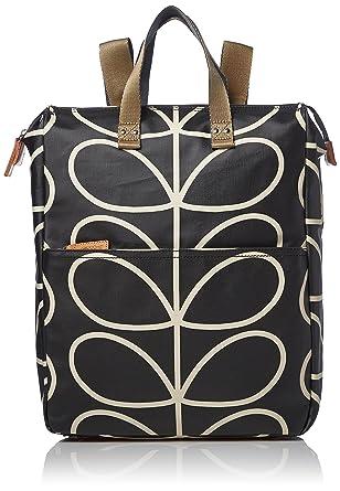 55c1f3832f3f Orla Kiely Etc Giant Linear Stem Large Backpack