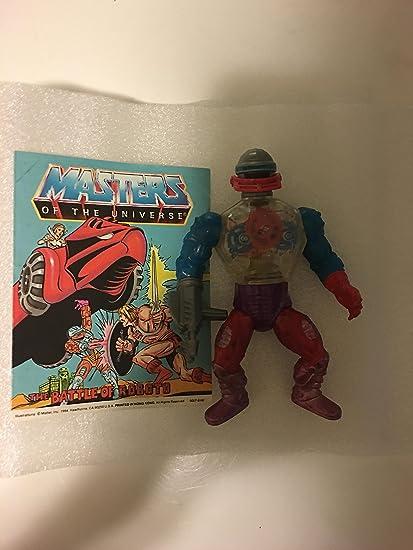 HE-MAN MOTU ROBOTO GUN ATTACHMENT 1985