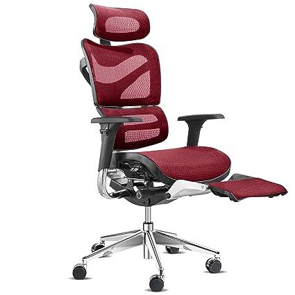 Diablo V-Master silla de oficina ergonómica, silla de confort ...