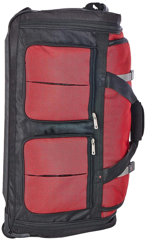 Athalon 29 15 Pocket Duffel Red Rolling Duffel