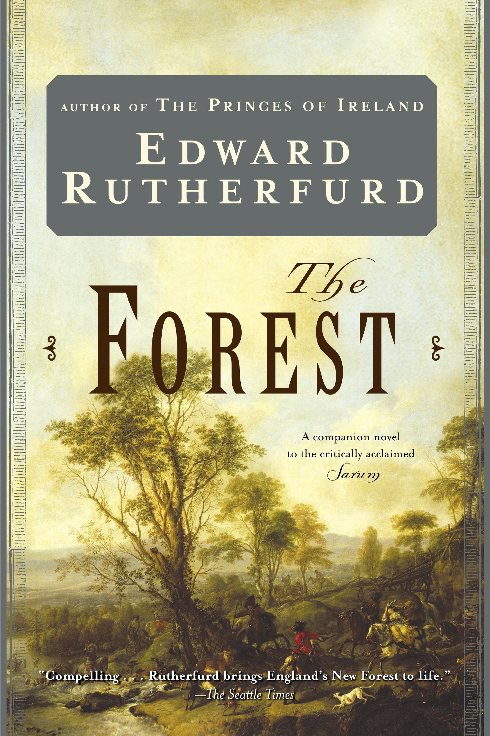 Read Online The Forest pdf epub