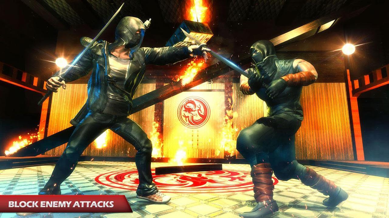 Ninja Warriors Fighting Revolution Adventure Simulator 3D ...