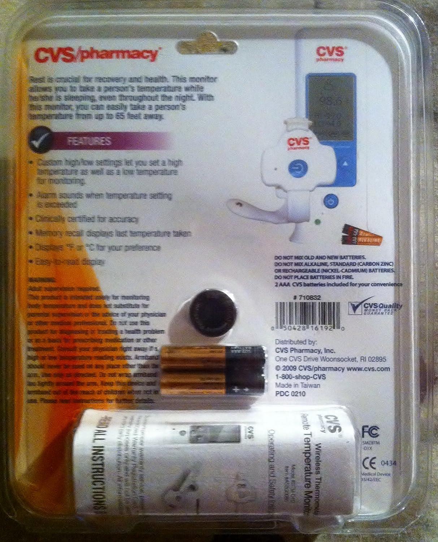amazon com wireless thermometer remote temperature monitoring