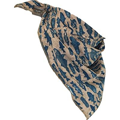 Turtle Fur Sun Shell UV Backcountry Bandana, Ultra Lightweight Sports Headwear