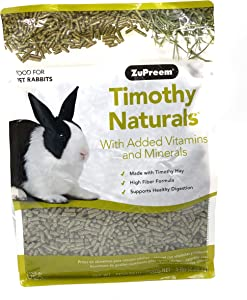 Nature S Promise Timothy Naturals Rabbit Food