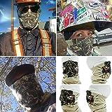 BENCHMARK FR Biohazard Flame Resistant Face Mask