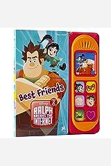 Disney - Wreck-It Ralph 2: Ralph Breaks the Internet - Best Friends Sound Book - PI Kids (Play-A-Song) Board book