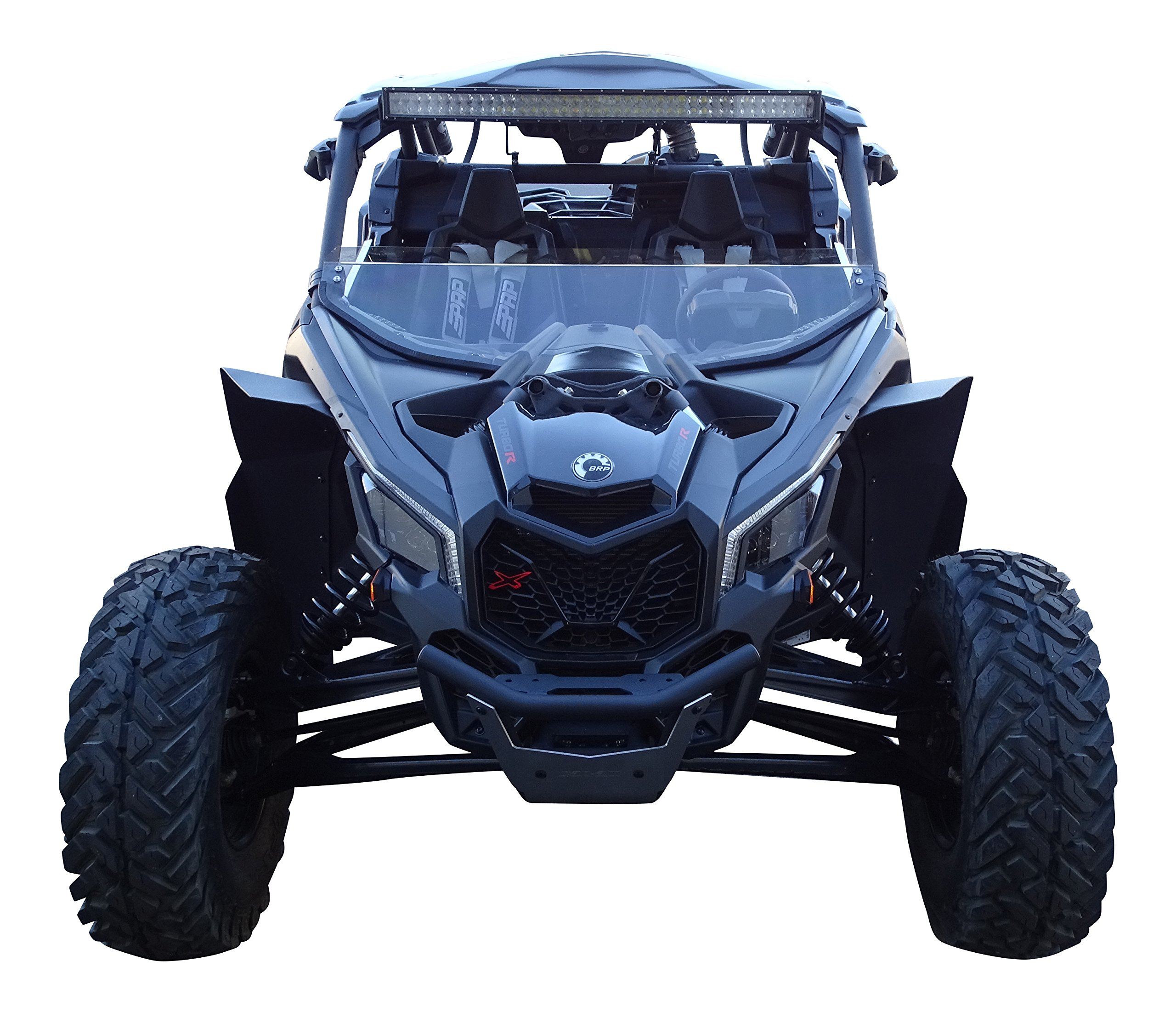MudBusters fender flares mud flaps for the Can-Am Maverick X3 & X3 Max (X3 DS & Base) by MudBusters