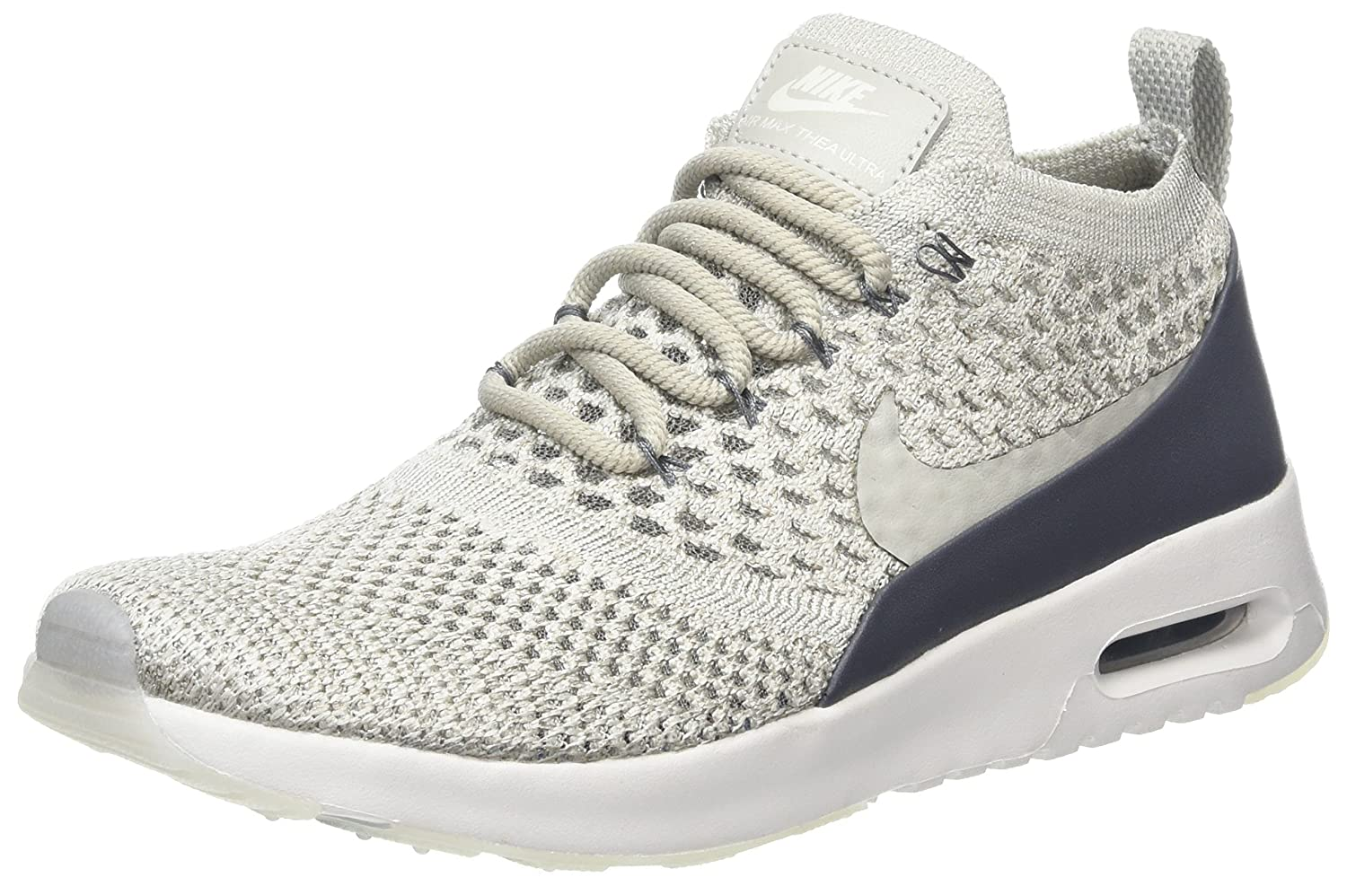 NIKE Women's Air Max Thea Ultra FK Running Shoe B0761R8VTT 9 B(M) US|Pale Grey/Pale Grey-dark Grey