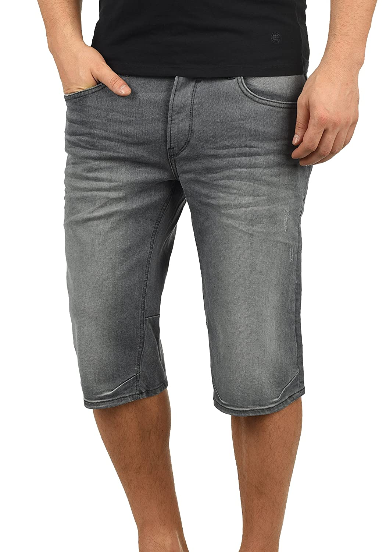 Blend Denon Herren Jeans Shorts Kurze Denim Hose Aus Stretch-Material Regular Fit