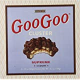 Goo Goo Cluster Supreme Chocolate Carton, 4.5 Ounce