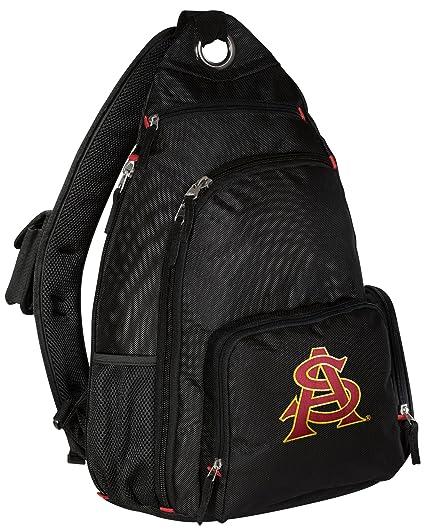 Amazon.com: Asu Mochila único correa ASU Sun Devils Sling ...