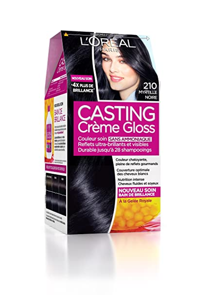 Coloration cheveux l oreal casting creme gloss