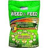 Bonide 60424 Weed and Feed Weed Killer, 15M