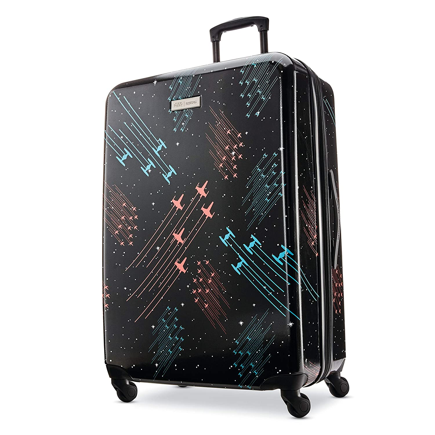 Image of American Tourister Checked-Large, Galaxy Luggage