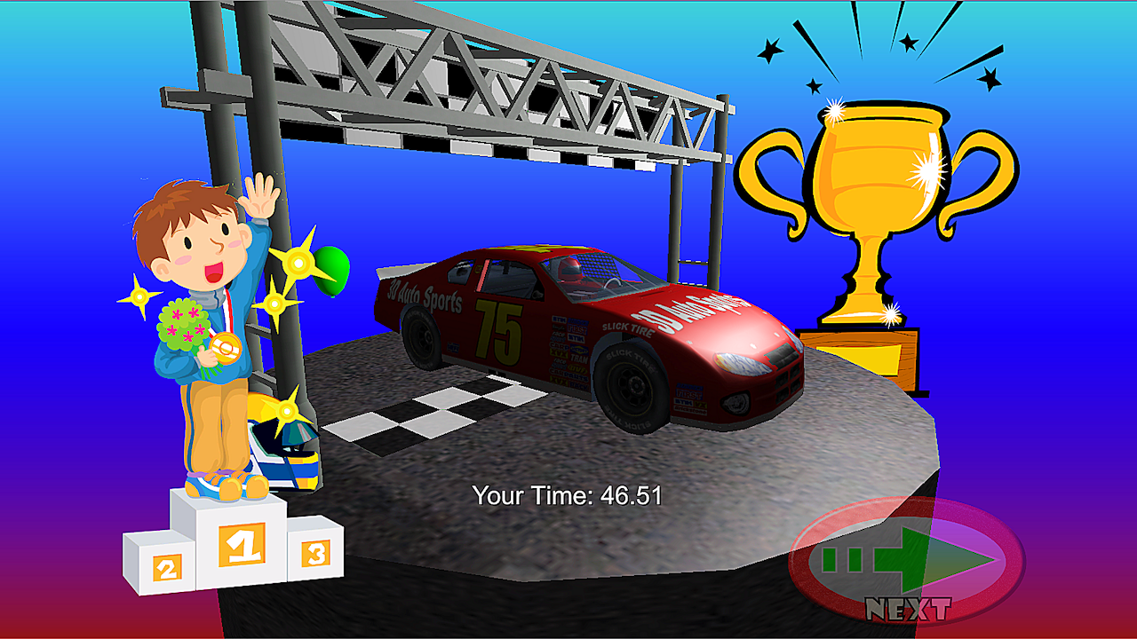 Amazon.com: Car Race & Chase! Racing Game for Toddlers and Kids