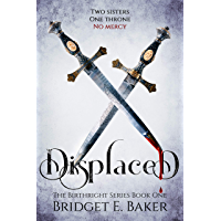 Displaced (The Birthright Series Book 1) book cover