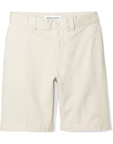 7bcf490a4f Amazon Essentials Boys' Woven Shorts