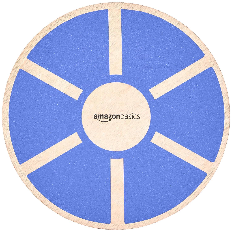 AmazonBasics Wood Wobble Balance Board Renewed