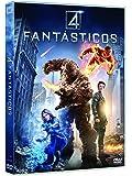 Cuatro Fantásticos [DVD]