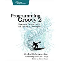Programming Groovy 2.0 (Pragmatic Bookshelf)
