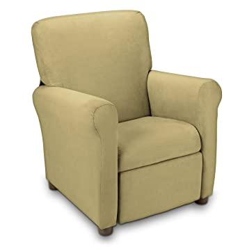 Good Michael Anthony Furniture Juvenile Recliner Urban Brownstone Microfiber