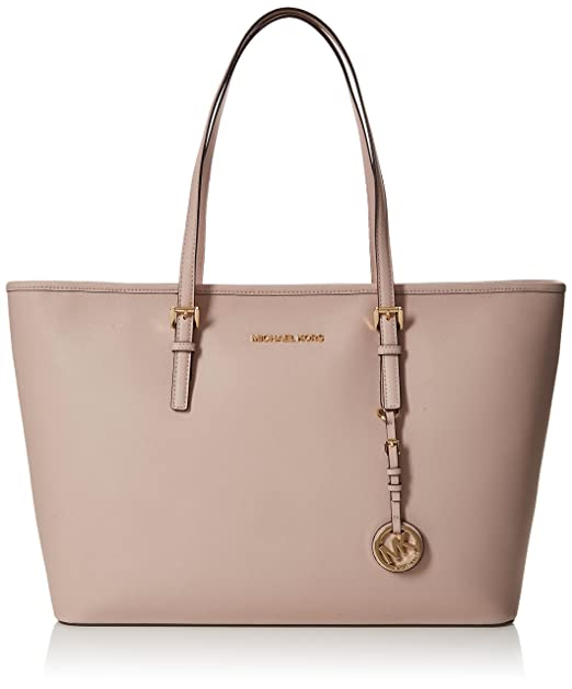 Michael Kors Jet Set Travel Borse Tote Donna, Rosa (Soft