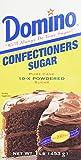 Domino Confectioners 10x Powdered Sugar (2)-1lb. boxes