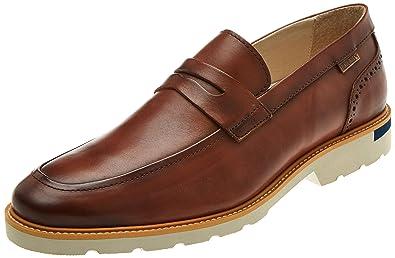 Pikolinos Salou M9j, Mocassins (Loafers) Homme, Marron (Cuero), 41 f608f0f283c8