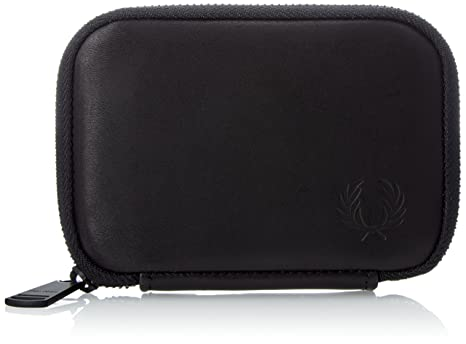 FRED PERRY (Fred Perry) F19851 - Cartera para hombre Negro Negro