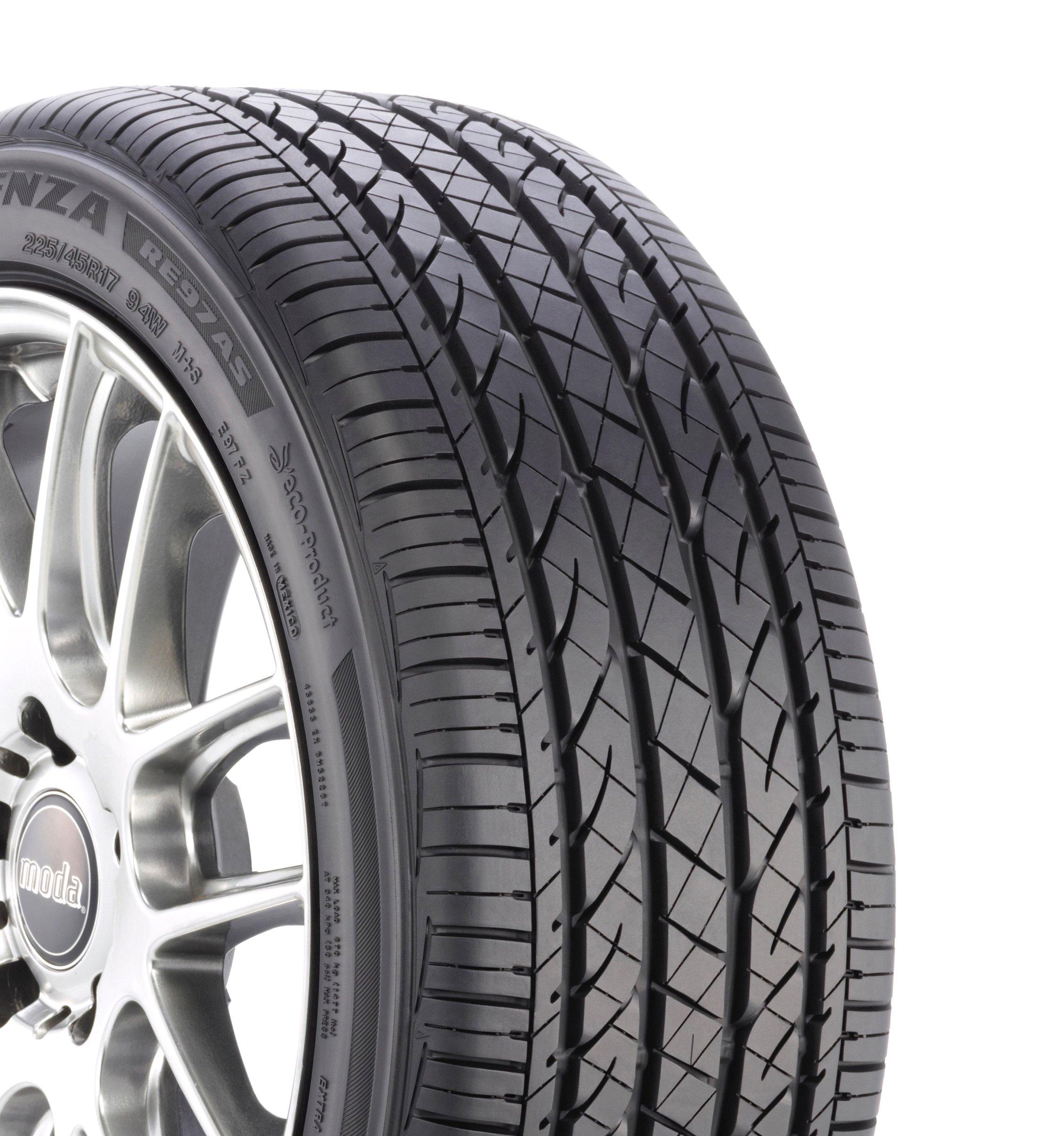 Bridgestone Potenza RE97AS Performance Radial Tire - 215/45R17 91W