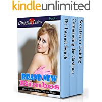 Brand New Bimbos Bundle: Time to Try Out New Private Parts