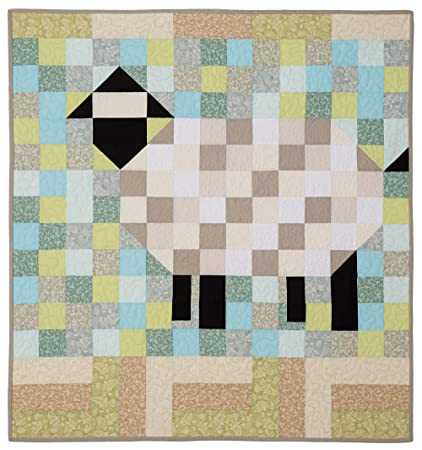 Amazon Sheep Little Baby Quilt Pattern Arts Crafts Sewing