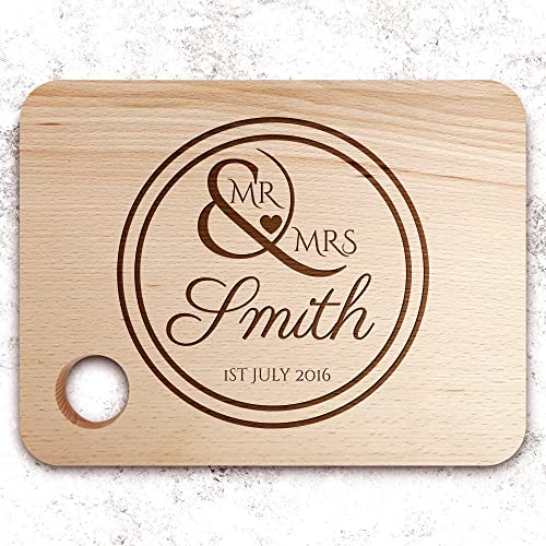 Christmas Gift Personalized Wedding Gift Anniversary Personalized Cutting Board Kitchen Decor Engraved Cutting Board Housewarming Gift
