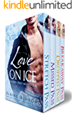 Love on Ice: Hockey Pros Books 1-4 (Gay New Adult Romance Bundle)