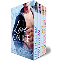Love on Ice: Hockey Pros Books 1-4 (Gay New Adult Romance Bundle) (English Edition)
