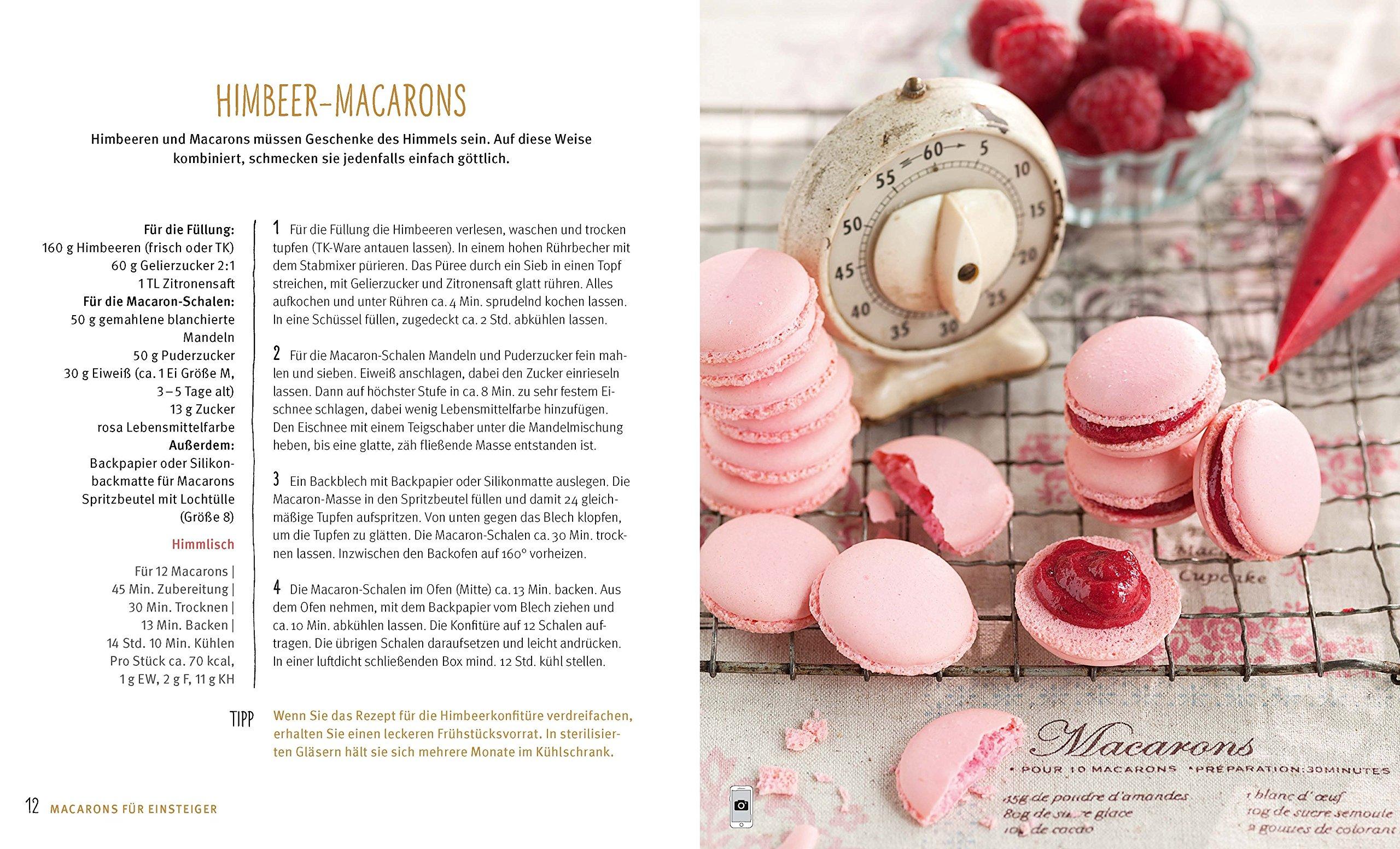 Macaron-Set: So zart können Kekse sein /(GU BuchPlus/) Taschenbuch ...