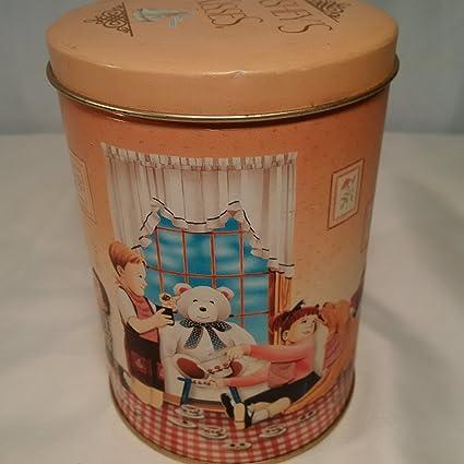 Hershey's Chocolate Tin Collectible Storage Memorabilia Kid/'s toy