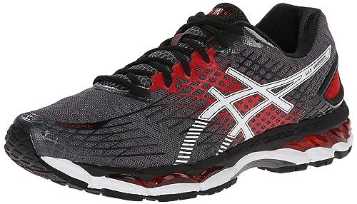 ASICS Gel Nimbus 17, Chaussures de Running Entrainement Homme, Bleu, UK