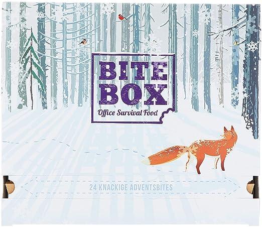 Weihnachtskalender Büro.Bitebox Adventskalender Christmas 1er Pack 1 X 1 2 Kg