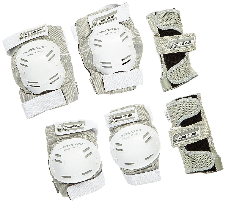 Powerslide Schoner Standard Tri-Pack - Conjunto de Protecciones