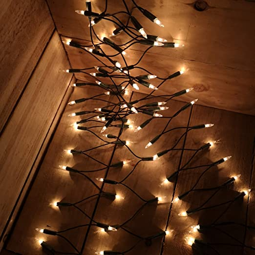 Mains Plug in//Battery Fairy String Lights 20-500 LED Outdoor Christmas Party New