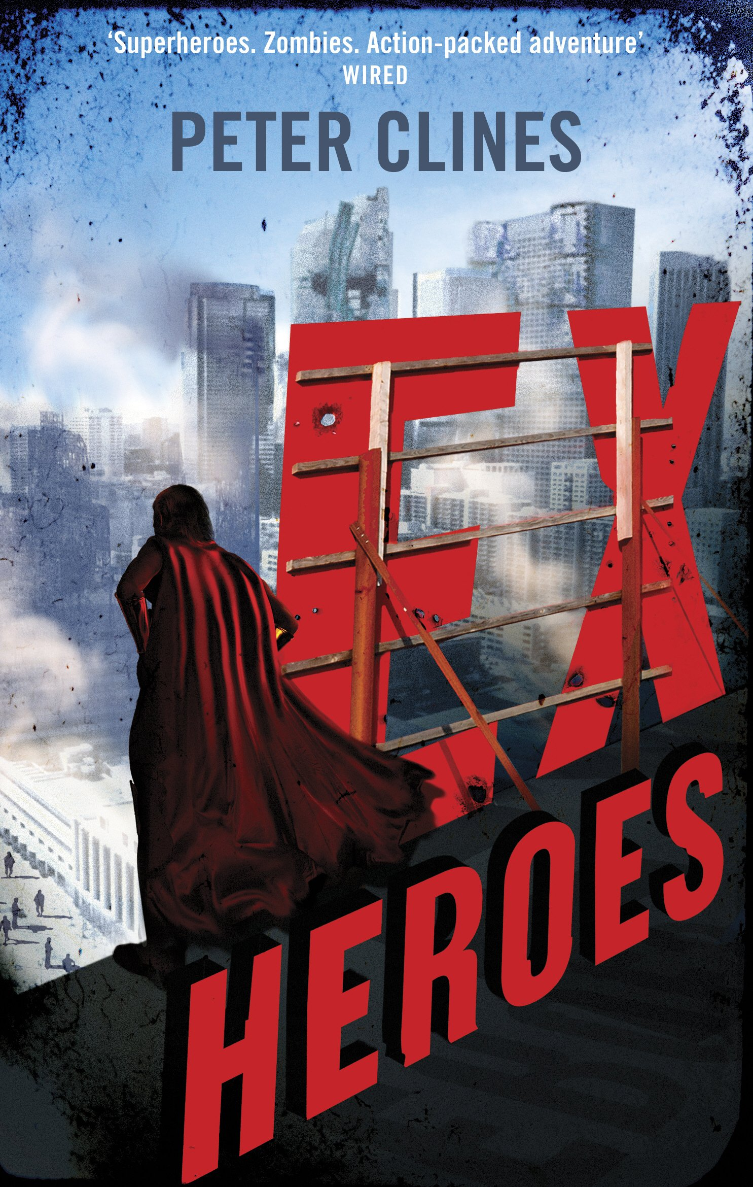 Ex-Heroes: Superheroes vs Zombies