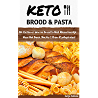 Keto Brood & Pasta: Slechts 1 gram koolhydraten