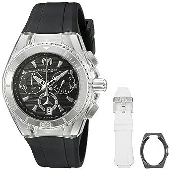 ce0c8b347e0a Technomarine  Cruise Original  Swiss Quartz Stainless Steel Casual Watch  (Model  TM-