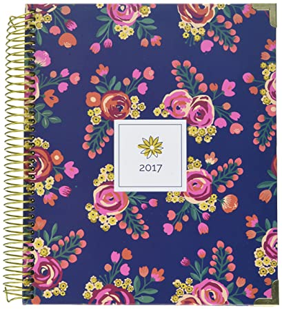 amazon com bloom daily planners 2016 2017 academic year hard cover