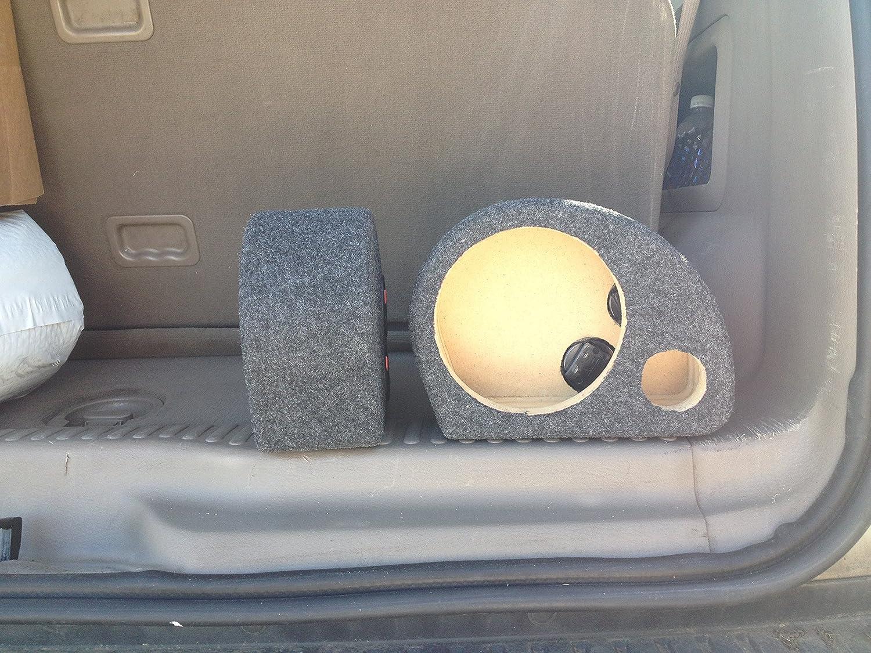 65 Component Speaker Box Enclosure Rockford Fosgate Punch 45 Specs Power T2652 S Car Boxes Electronics