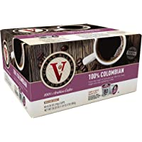 80-Pack Victor Allen's 100% Colombian Single Serve K-cup,0.39 Oz